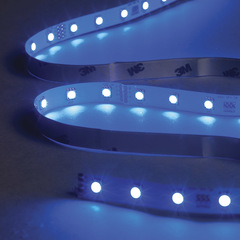 Led tape colour change blue