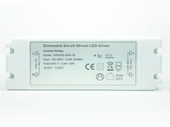 24V 50W Mains Dimmable LED Driver (Constant Voltage)