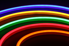 LED Neon Flex Tapes IP65