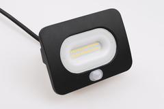 Culver10 - PIR Slimline LED Flood Light