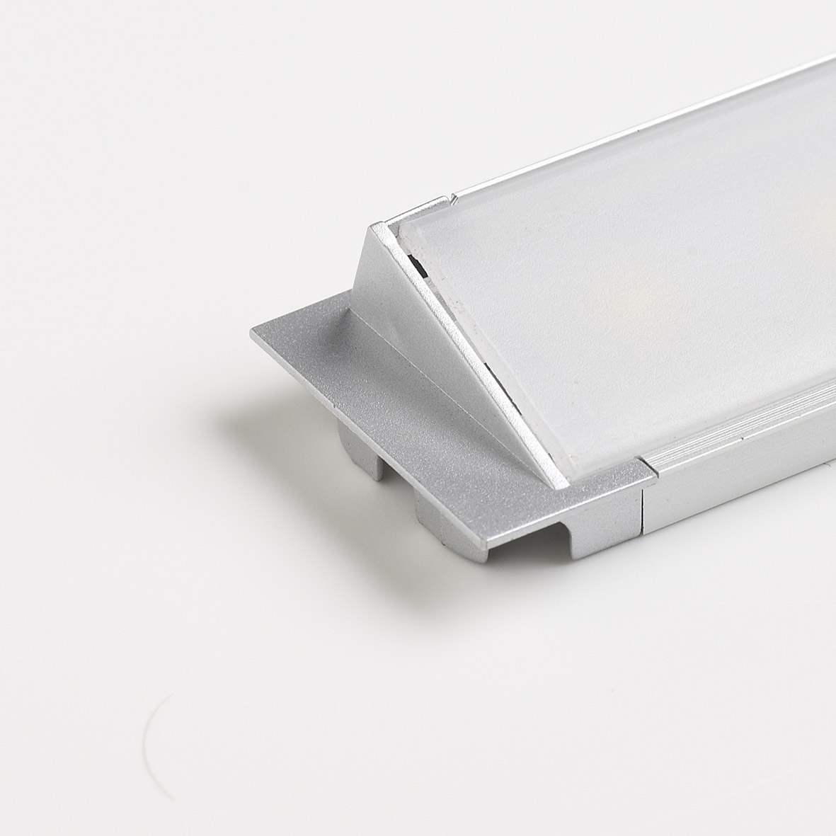 Semi Recessed Angled Led Profile Eld Leading Lighting