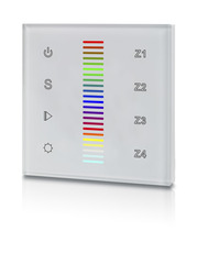 Wall Mounted RGB Radio Frequency Controller