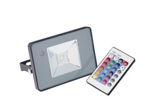 Denver Slim LED 10W RGB Floodlight