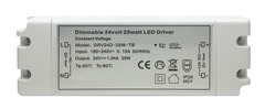 12V 25W Mains Dimmable LED Driver (Constant Voltage)