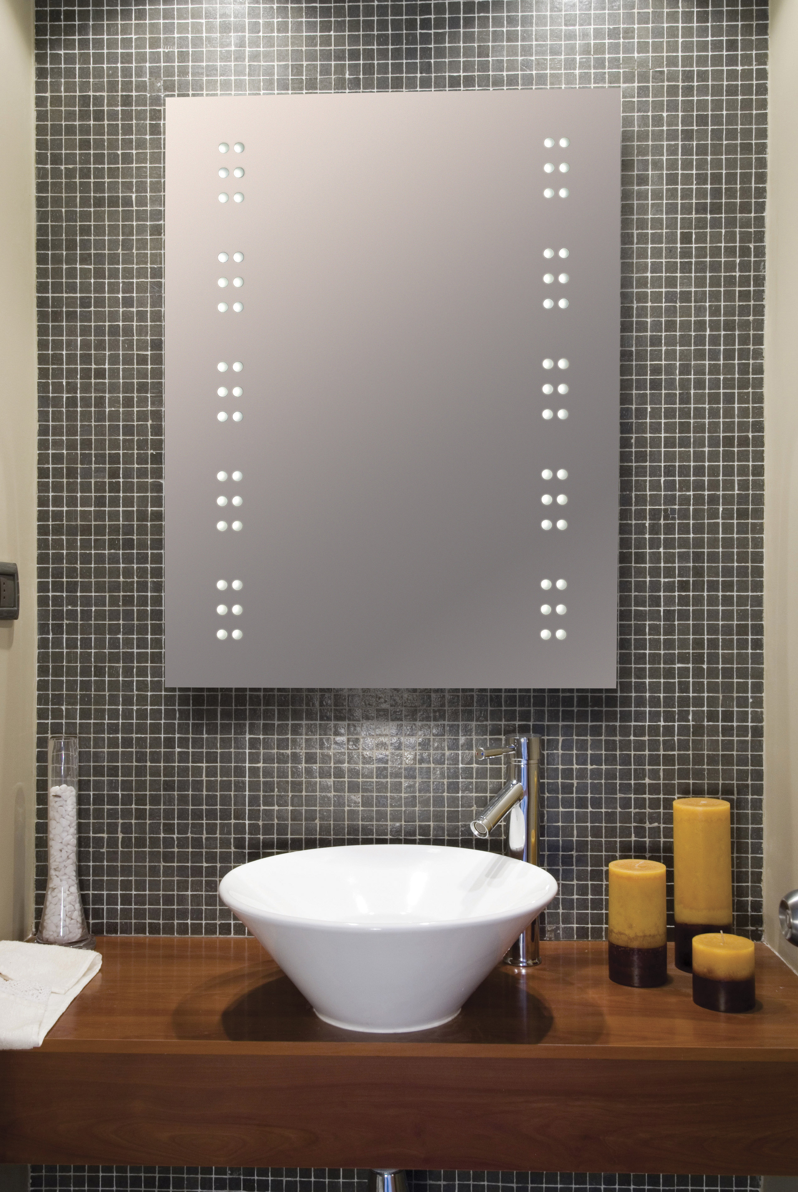 led prod illuminated rectangular wall mirror bathroom mounted contemporary product biselarte teen