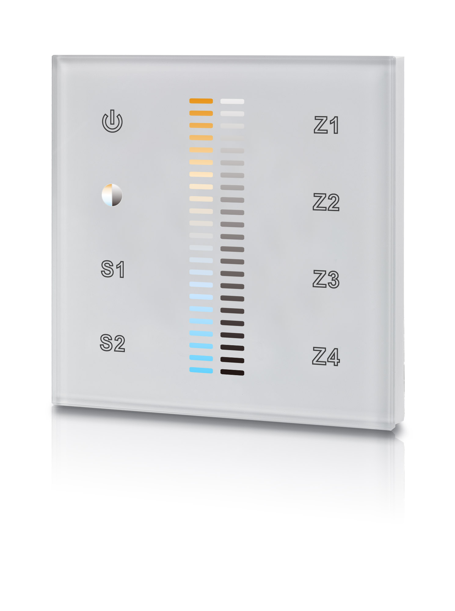 Wall Mounted Colour Temperature Controller